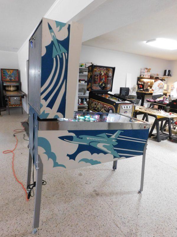 Pinball Restorations, Williams Strato-Flite