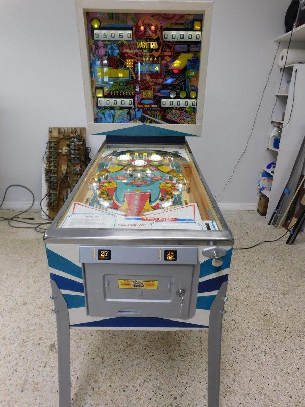 Pinball Restorations, Gottlieb Magnatron