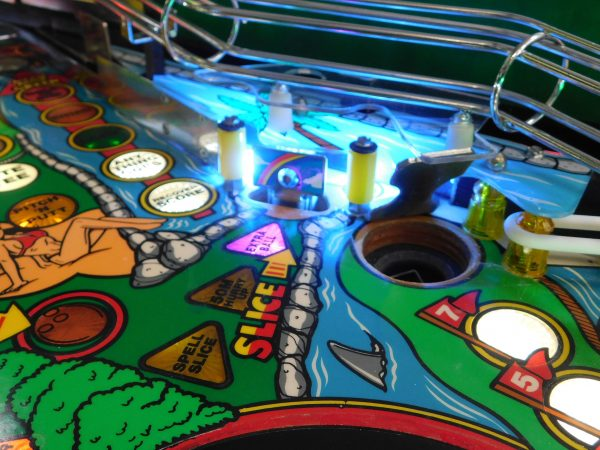 Pinball Restorations, Gottlieb Tee'd Off