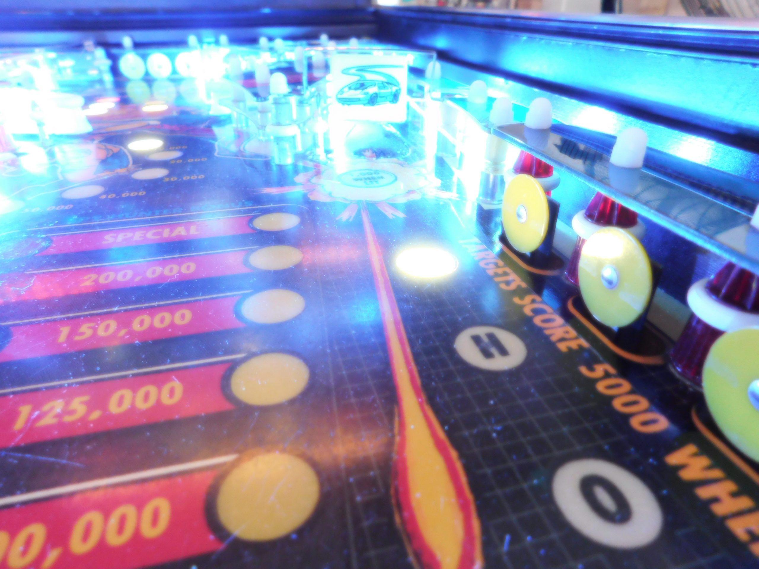 Pinball Restorations, Bally/Midway Spy Hunter