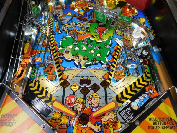 Pinball Restorations, Williams Red & Ted's Road Show