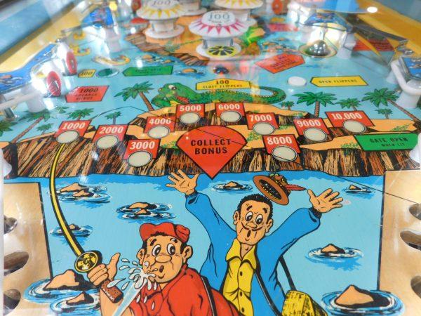 Pinball Restorations, Bally Nip-It