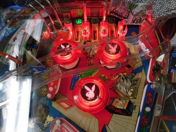 Pinball Restorations, Data East Playboy 35th Anniversary