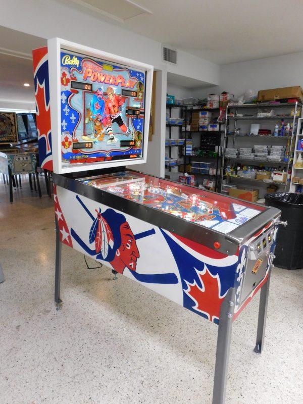 Pinball Restorations, Bally Bobby Orr Power Play