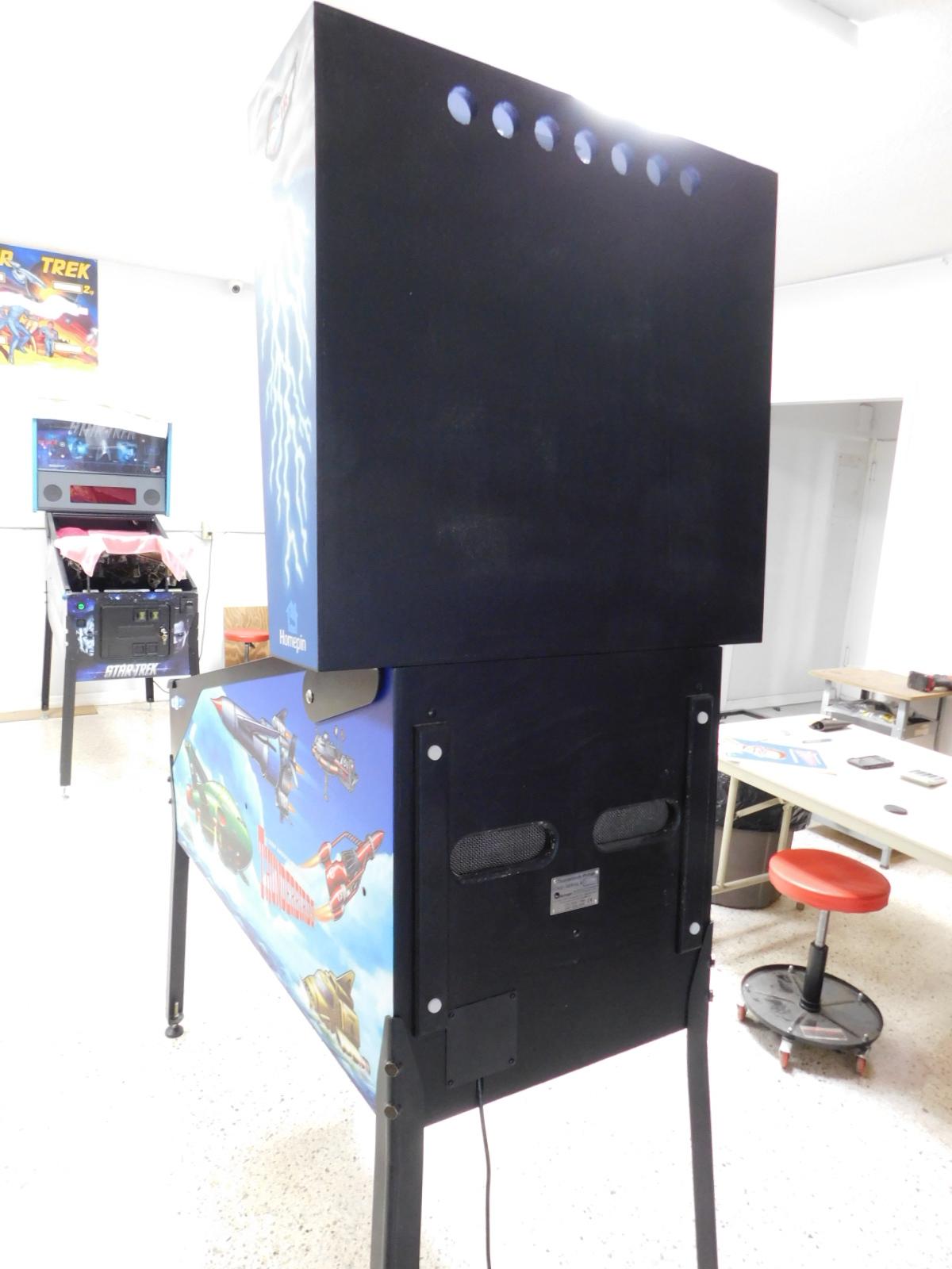 Pinball Restorations, Homepin Thunderbirds