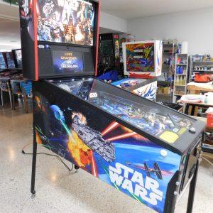 Pinball Restorations, Stern Star Wars Pro
